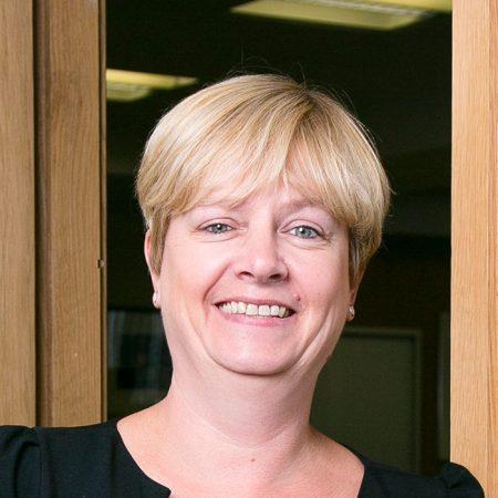 Angela Harvey at Johnston Smillie